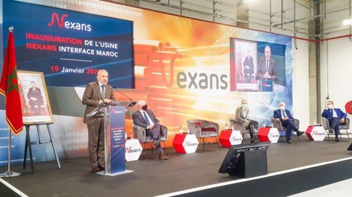 KOLLIRAMA Maroc participe à la nouvelle usine de NEXANS